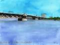 Burnside Bridge, Portland, OR