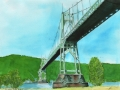 St Johns Bridge, Portland, OR 2