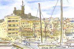 Vieux Port, Marseilles, France, 2007