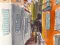France - Villefranche stairway 2007 - Sold