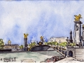 Pont Alexandre III, Paris, 2012 - Sold