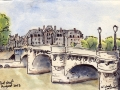 Pont Neuf, Paris, 2012 - Sold