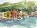 France - Leaving Villefranche, 2007 - Sold