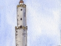 Italy - Livorno Lighthouse