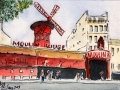 Moulin Rouge, Paris, 2013