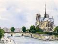 Notre Dame Paris, 2013
