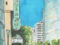 Portland Theater Sign 1, Oregon