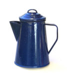 camp coffee pot